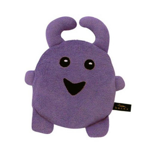 "Price comparison product image Bucky Woopsies To The Resue ""Zooble"" Hot And Cold Pack,Purple,One Size"