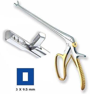 Tischler-Kevorkian Cervical Biopsy Punch OB/GYN 3mm X 9.5mm Rectangular Tishler - Kevorkian Biopsy Punch