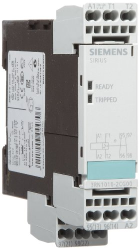 Siemens 3rn1010 2cg0 0 thermistor motor protection relay for Thermistor motor protection relay