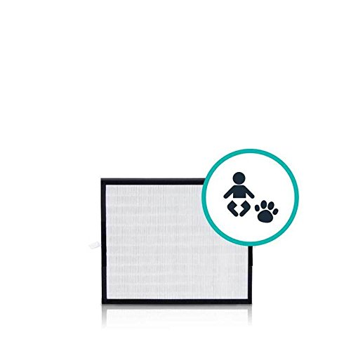 Alen - HEPA-OdorCell Filter for Alen A350 and A375 Air Purifiers - Black BF25A-MP