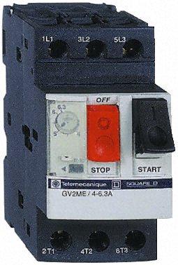Telemecanique Gv2Me22 Gv2 Me22 Motor Starter by Square D / Telemecanique ()