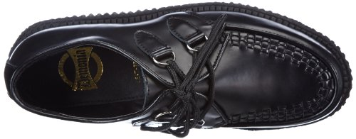 Black 602 Pleaser Leather Creeper Men's B Yp0vq