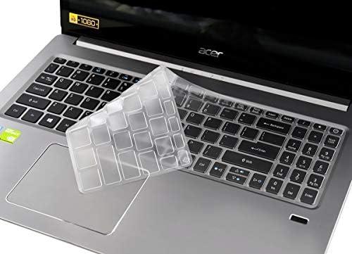 [해외]CaseBuy Ultra Thin Keyboard Cover Skin for Acer Aspire 5 Slim Laptop 15.6 inch A515-43 A515-54 A515-54G  Acer Swift 3 SF315 Acer Aspire 5 Keyboard Cover Aspire 5 Accessories TPU / CaseBuy Ultra Thin Keyboard Cover Skin for Acer Asp...