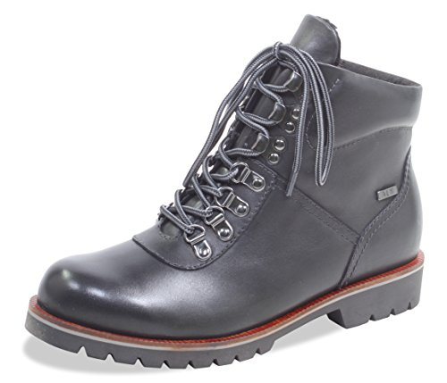 Bottes Rangers Black 9 Nappa 9 21 Femme Caprice 715 26216 8XgqnSW