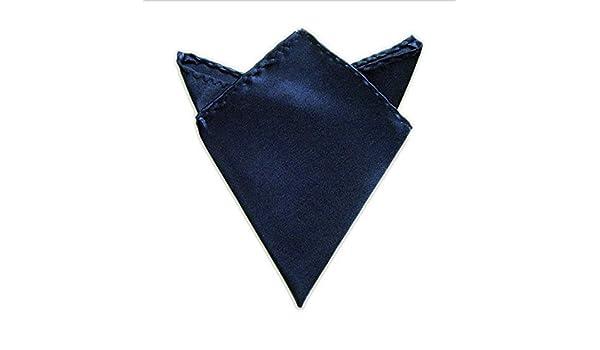 Amazon.com: CaiZhao Pañuelo de pañuelo de bolsillo de poliéster satinado para Fiesta, boda, negocios para Hombres, caballeros, Abuelos, Padres, ...