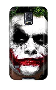 New Style Case Cover PWxmkKJ3658kEegV The Joker Compatible With Galaxy S5 Protection Case