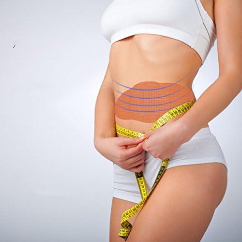 healifty 5pcs Bauch Schlankheitskur Patch Wonder Patch Gewichtsabnahme verbrennt Fett Patch