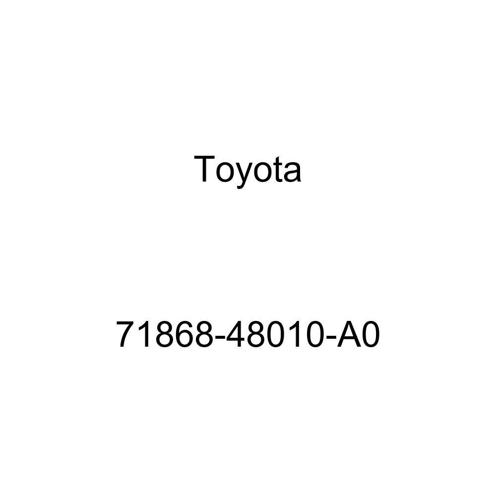 TOYOTA Genuine 71868-48010-A0 Seat Cushion Shield