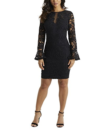 lipsy all over lace dress - 1