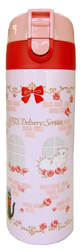 Kikis Delivery Service (One push bottle Stainless Mug with Lock) by Skater