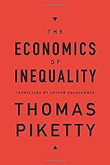 The Economics of Inequality Hardcover