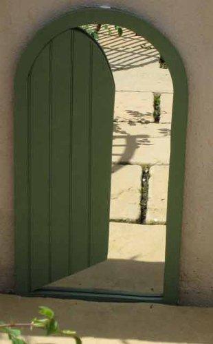 Open Door Illusion Garden Mirror & Open Door Illusion Garden Mirror: Amazon.co.uk: Garden \u0026 Outdoors