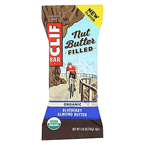 Clif Nut Butter Filled Blueberry Almond (Pack of 12)