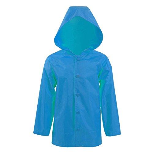 Expeke Deluxe Handmade Raincoat Costume Children Cosplay Costume (XS, (Blue Raincoat Costume)