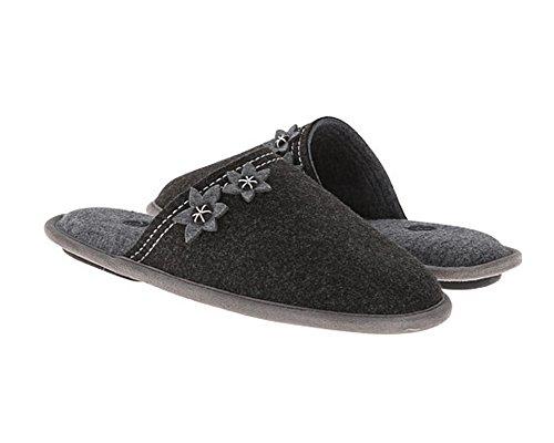 Acorn Women's Flint Dorm Scuff 8 B(M) (Flint Footwear)