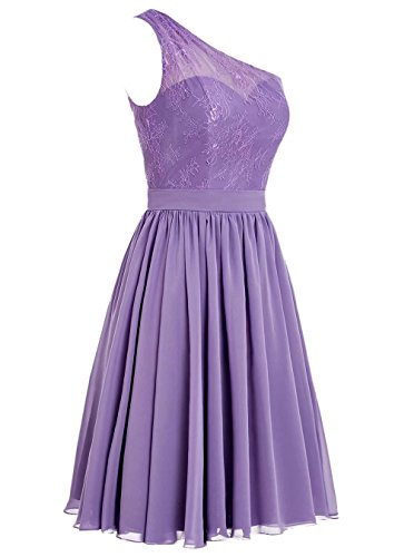 Dresses Short Dress Prom Homecoming With Appliques shoulder One Grey Cute BOxwpdq