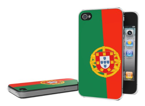Master Case - Coque iPhone 4/4S Drapeau - Portugal
