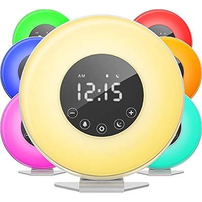 homelabs-sunrise-alarm-clock-digital