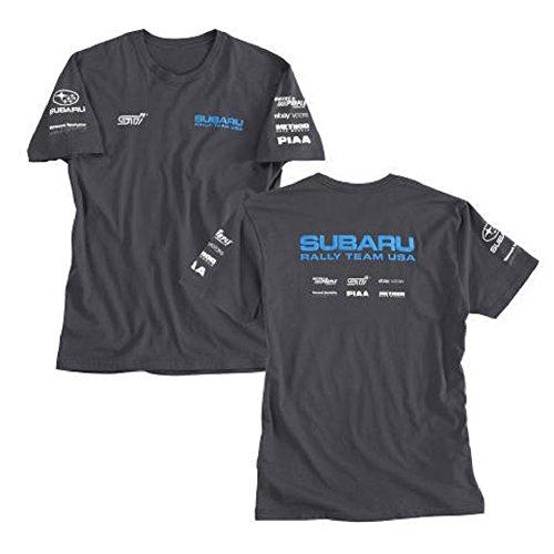 genuine-subaru-mens-rally-tee-shirt-gray-size-2x