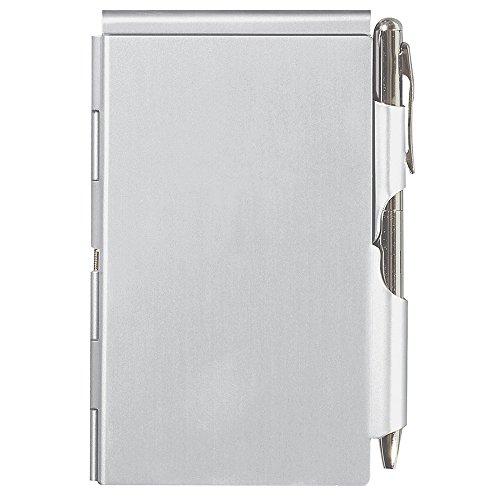 Wellspring Flip Note, Silver (2292)