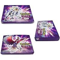 مجموعة بطاقات بوكيمون اي اكس جي اكس ميغا ترينر اينرجي المكونة من 120 بطاقة - 120GX