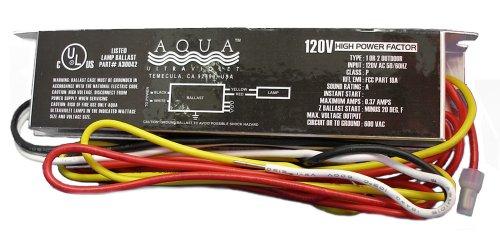 Raw Transformer - Aqua Ultraviolet UV Sterilizer 40 Watt Replacement Transformer Raw Ballast