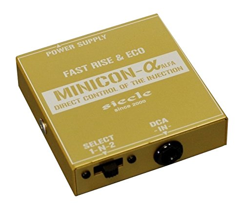 siecle (シエクル) サブコンピュータ (MINICON) ホンダ N-ONE/N-BOX NA用 前期 MINICON-H7P B00A3KD43W MINICO|ホンダ N-ONE/N-BOX NA用 前期  MINICO