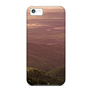 High Quality ZLnSTEm6113lRSpB Sunset Clouds Landscapes Tpu Case For Iphone 5c