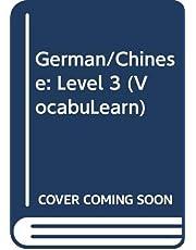 German/Chinese: Level 3