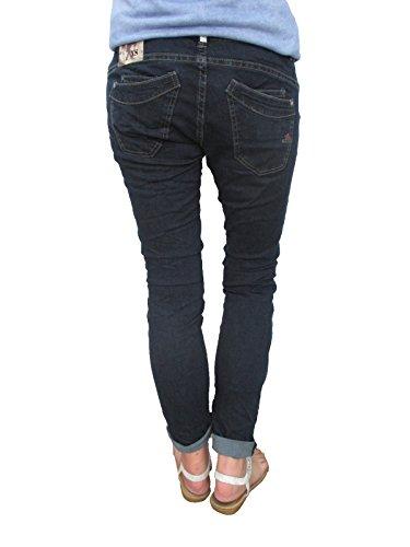 stretch Malibu AUTRE Denim Fonc Vista Buena COULEURS jeans femmes vA1wwqx6t
