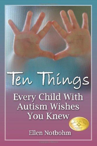 Ellen Notbohm Things Autism Wishes product image