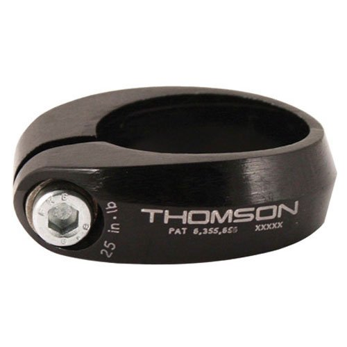 Thomson Bicycle Seatpost Clamp (30.0mm, Black)