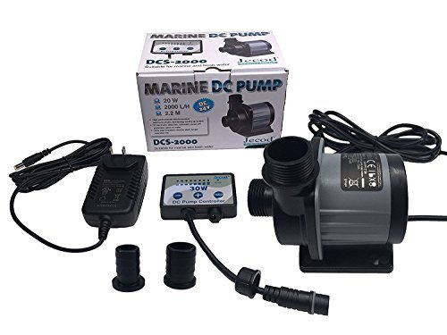 Fish & Aquariums Pumps (water) Self-Conscious For Jebao Sow Series Sine Wave Pump W/ Night Sensor Fish Tank Quieter Wavemaker New Varieties Are Introduced One After Another
