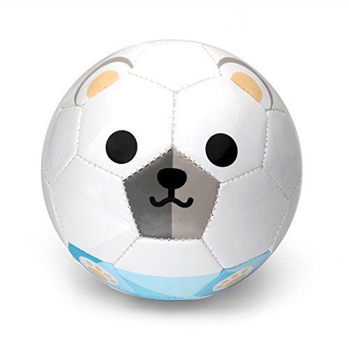 (Daball Toddler Soccer Ball (Tom The Polar Bear))