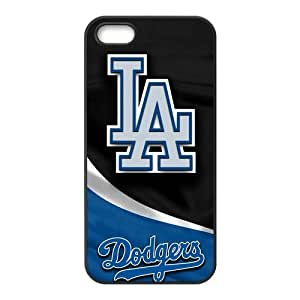 Customize MLB Los Angeles Dodgers Back Case for iphone 5,5S JN5S-1960