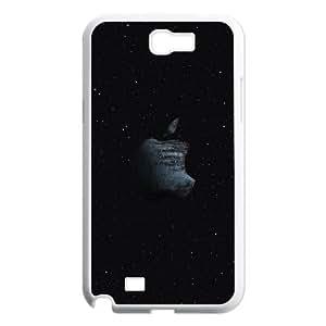 Well Design Samsung Galaxy Note 2 N7100 phone case - design with Death Star pattern