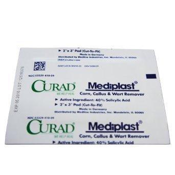cur01496h curad mediplast wart pad