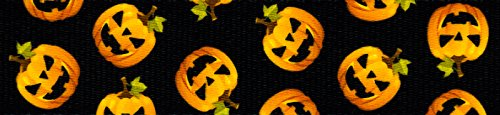 Country Brook Design 1 1/2 Inch Happy Jack Polyester Webbing, 20 Yards -