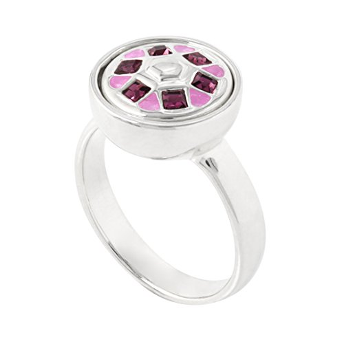 Kameleon Jewelry Sterling Silver Cup Shaped Ring KR18 Size 8 - Cup Shaped Ring