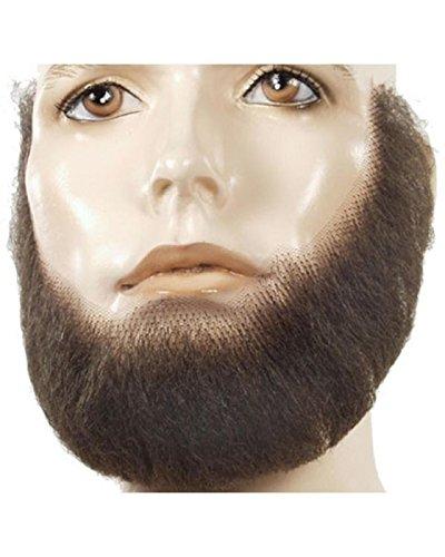 Morris Costumes Beard Full Face Syn S Blond 27 -