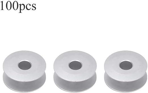 Sheens Accesorios para máquinas de Coser, 100 Piezas de Bobina ...