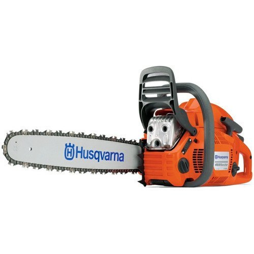 Husqvarna 965030296 Rancher Gas Chainsaw Fully Assembled 56cc Engine, 18-Inch by Husqvarna