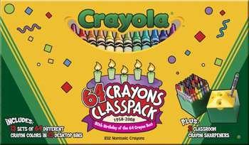 64 Crayon Classpack - 4