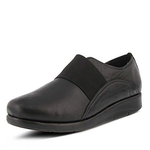 Slip Black Step Spring Zelda Womens On XtaCqwC