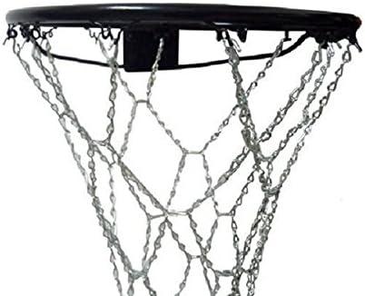 Canasta de baloncesto WINOMO 32 cm Loop red redes de pelota de ...