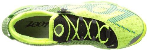 Zoot Mens Ultra Tempo 6.0 Scarpa Da Corsa Sicurezza Giallo / Verde Flash / Nero