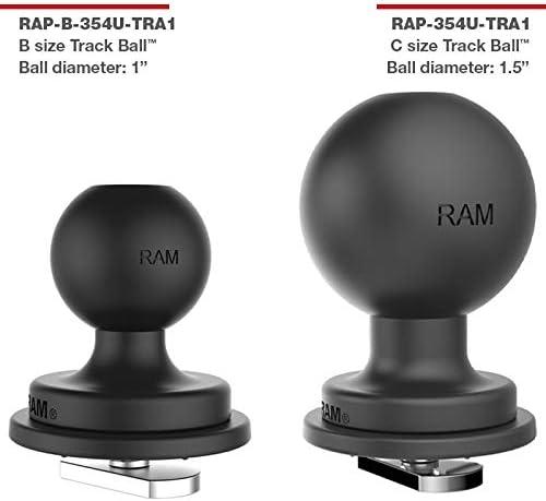 RAP-B-354U-TRA1 RAM Track-Ball™ Basis mit B-Kugel