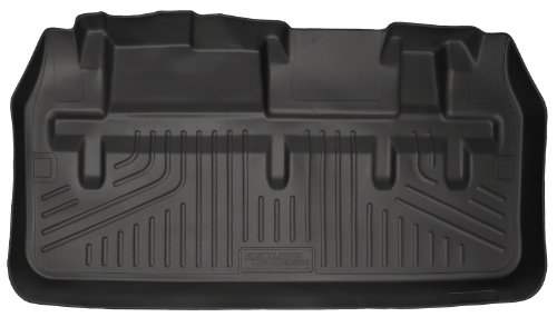 Husky Liners Cargo Liner Fits 11-17 Sienna w/o Power Folding 3rd Row Seats
