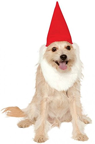 Rubie's Garden Gnome Hat with Beard
