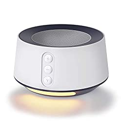 Letsfit White Noise Sound Machine for Sleeping & Relaxation.  SPECIFICATIONS  Model: T126L  Adapter Input: 110-240V-50/60Hz  Adapter Output: 5V-1.0A Device Working Voltage: DC 5V Device Working Power: Working Temperature Range: -10℃- 50℃   Note: ...
